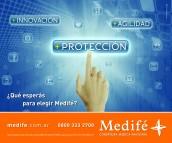 Comercial Manos Medife
